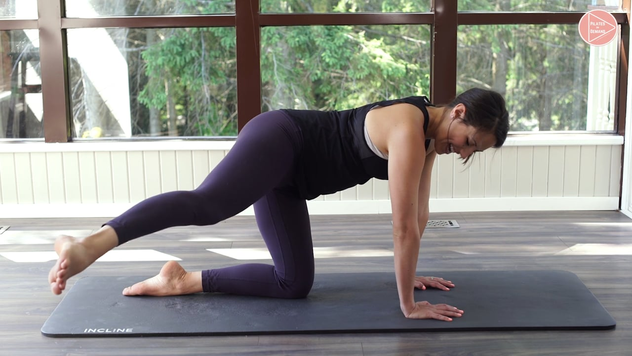 Introduction to Pelvic Floor – Glutes
