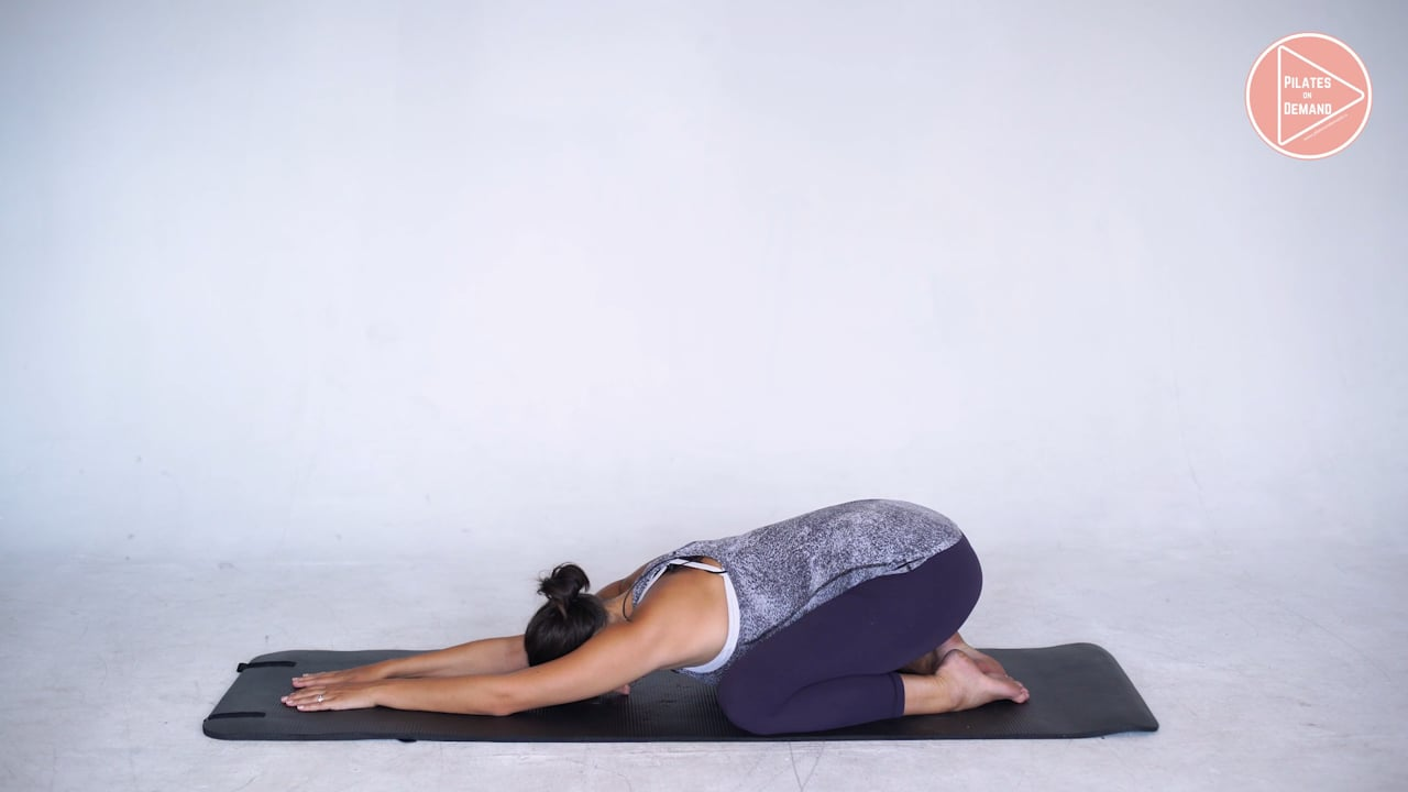 Relax and Restore Pilates