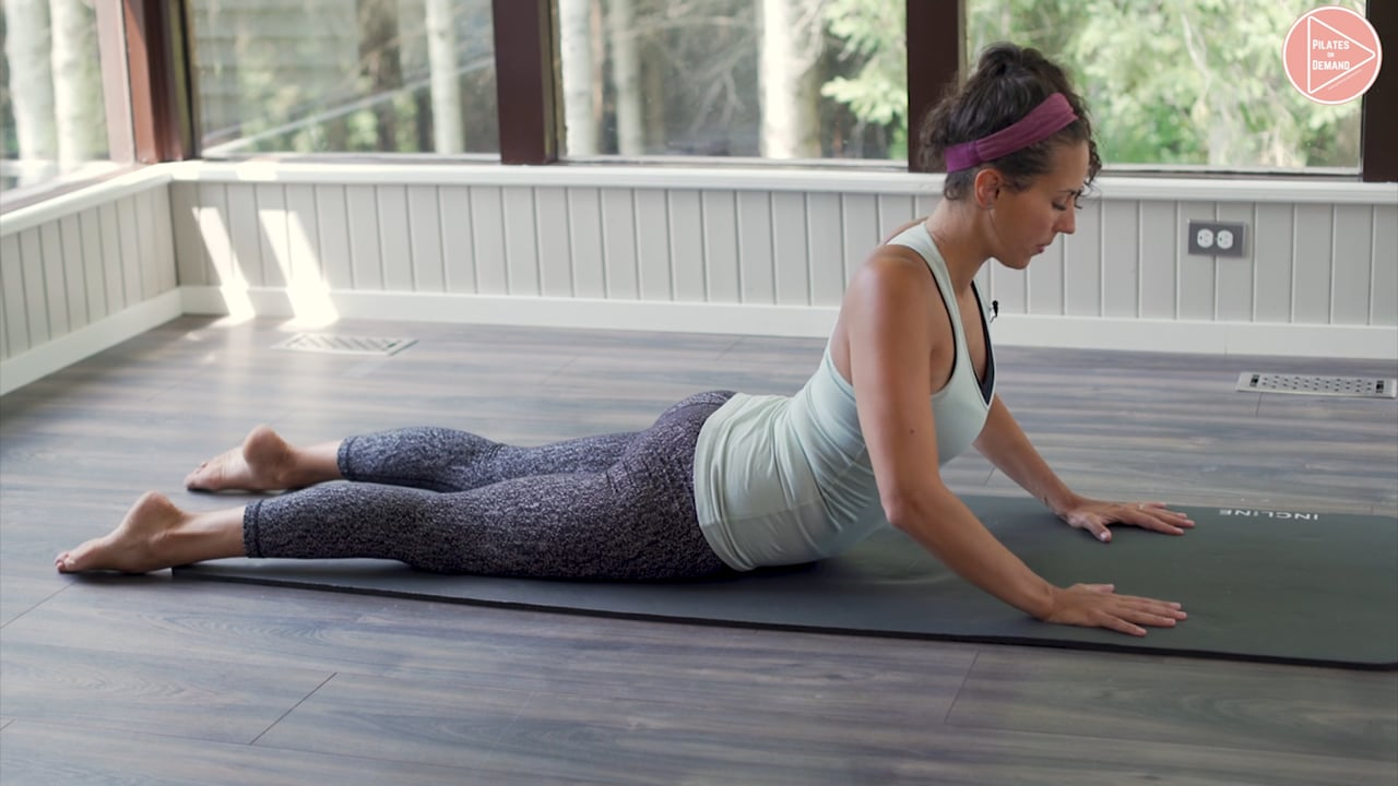 Pilates For Mobility