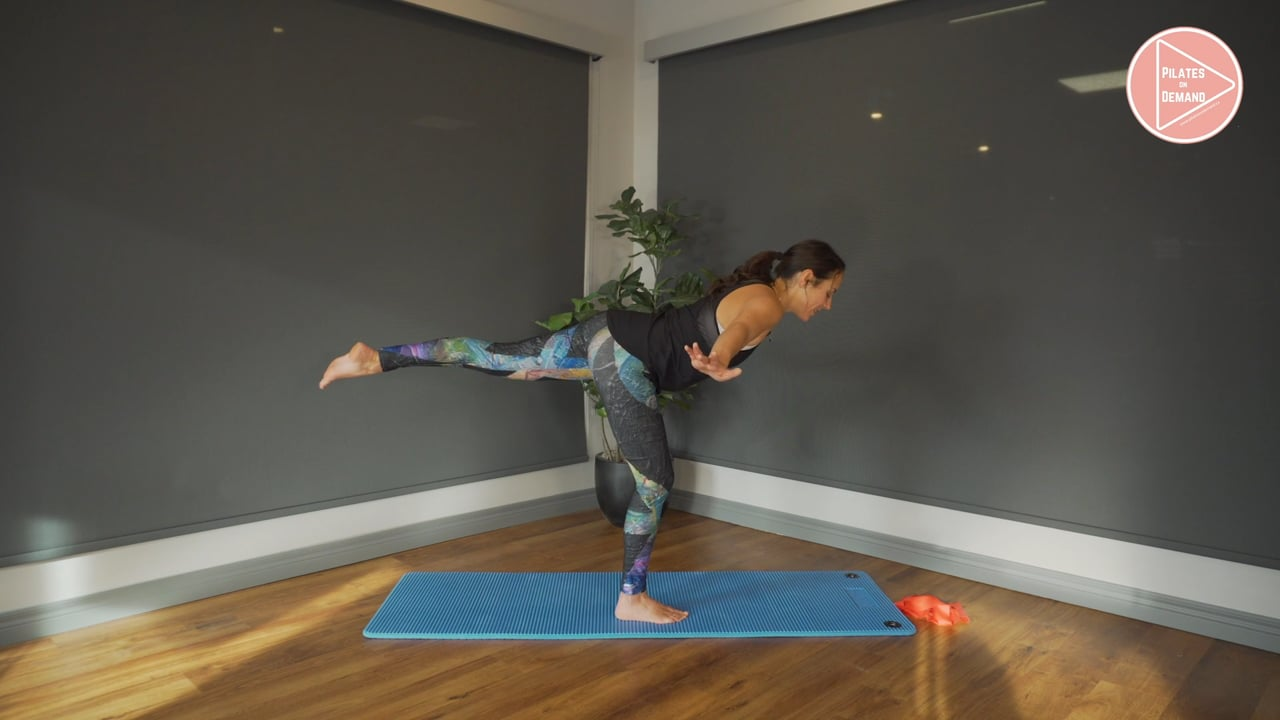 Pilates For Ankle Mobility