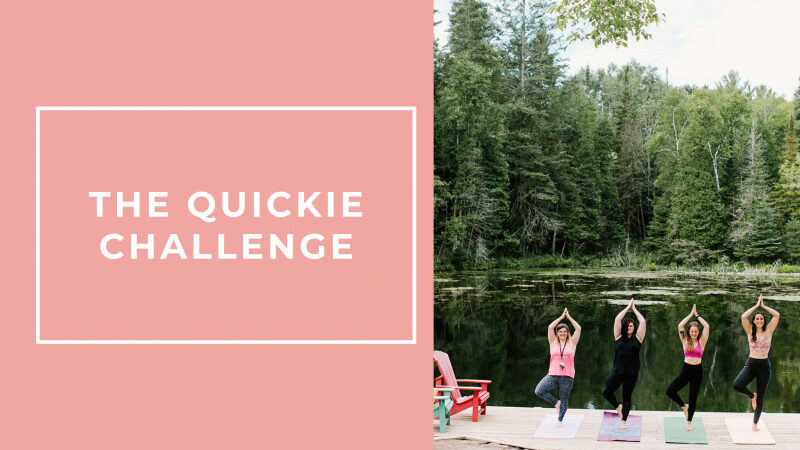 The Quickie Challenge