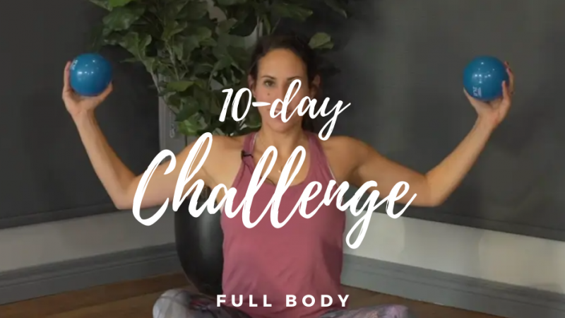 The Get N'Sync With Your Body Challenge