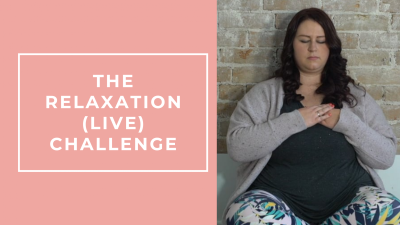 The Relaxation Challenge (LIVE)