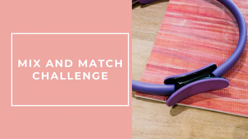 The Mix and Match Challenge