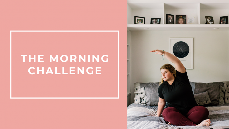 The Morning Challenge