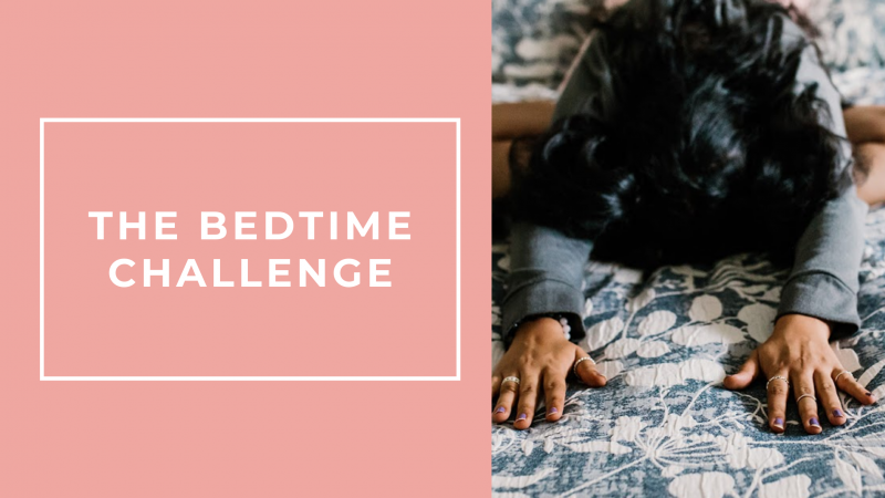 The Bedtime Challenge
