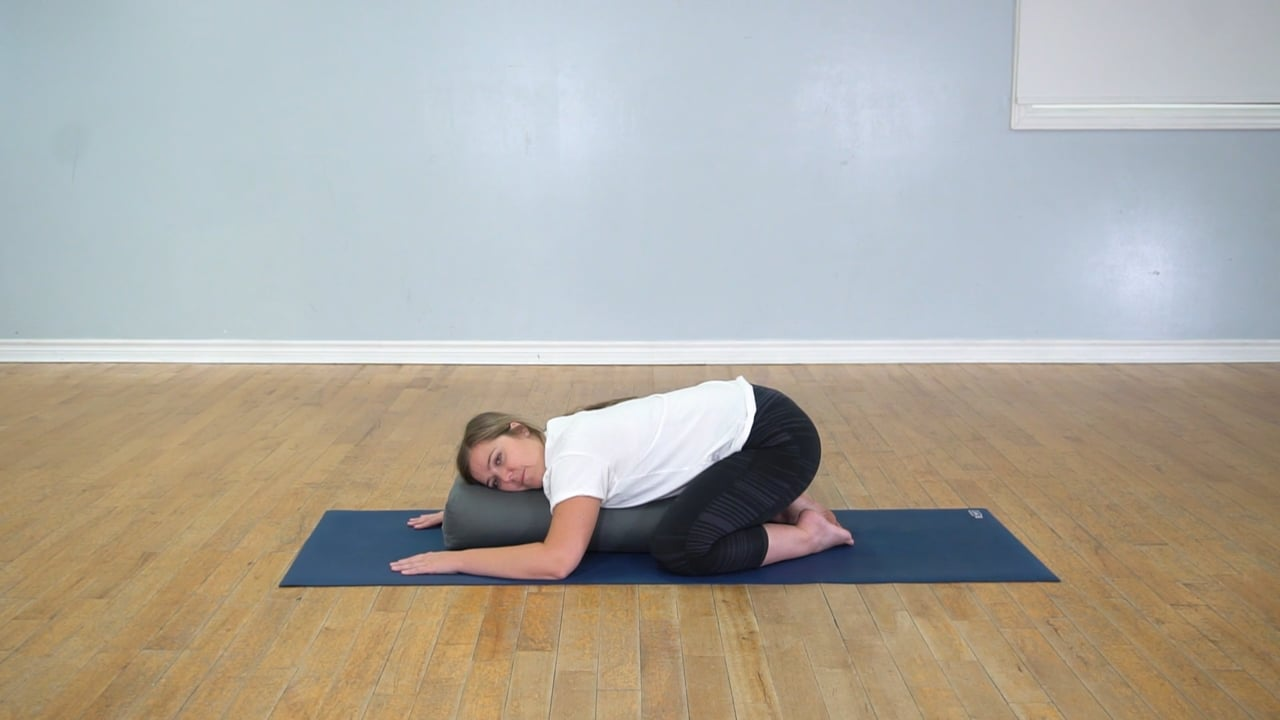 Yoga for PMS and Cramps